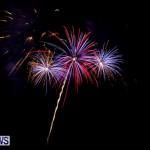 Norwegian Breakaway Fireworks In Dockyard Bermuda, July 4 2013-6