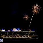Norwegian Breakaway Fireworks In Dockyard Bermuda, July 4 2013-7