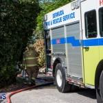 St Davids Brush Fire Bermuda, July 7 2013-1