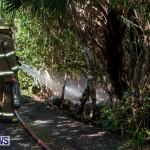 St Davids Brush Fire Bermuda, July 7 2013-2