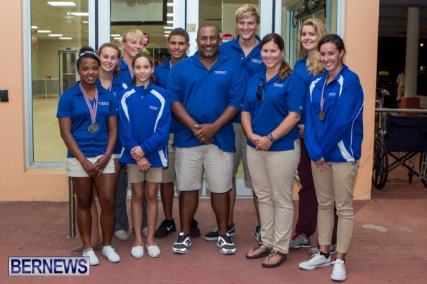 Swimmers Bermuda, July 7 2013-1