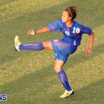 Womens Football Bermuda, July 18 2013-10