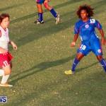 Womens Football Bermuda, July 18 2013-19