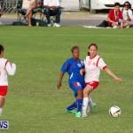 Womens Football Bermuda, July 18 2013-2