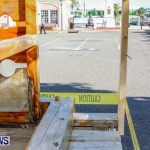 St Georges Town Square Stocks Bermuda, August 21 2013-8
