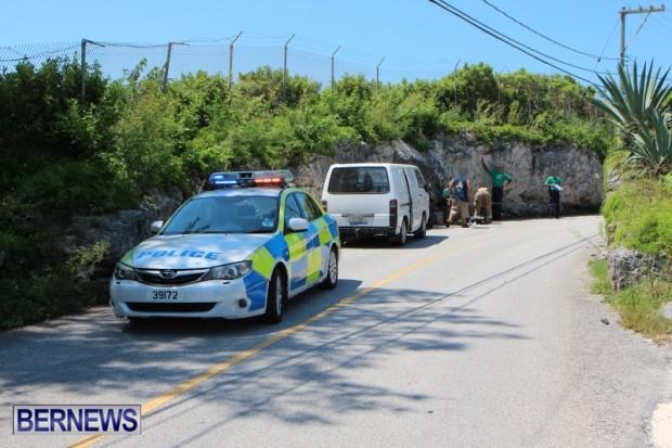 accident Bermuda Aug 23 2013