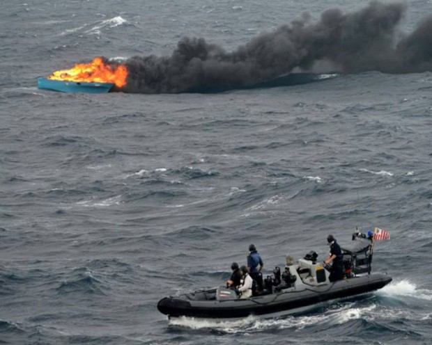 Photo by Jay Allan, via Royal Navy