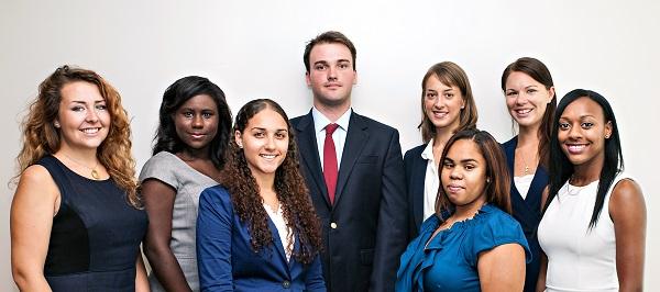 Appleby Scholarship & Bursary recipients 2013