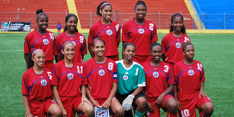 Women s Football  Bermuda Defeat Grenada 2-0 - Bernews 626940146