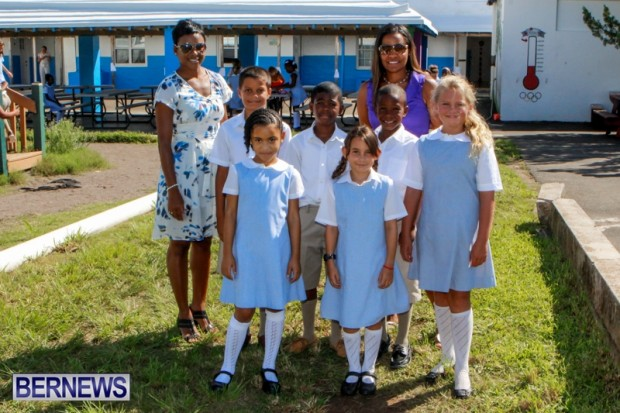 First Day Of School Back To School Bermuda, September 6, 2013-153