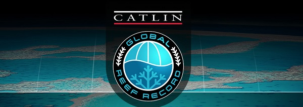 catlin reef record
