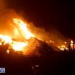 Cedar Avenue Structural Fire Bermuda, October 17, 2013-15