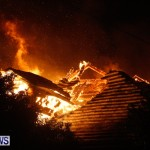 Cedar Avenue Structural Fire Bermuda, October 17, 2013-26