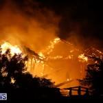 Cedar Avenue Structural Fire Bermuda, October 17, 2013-31