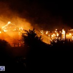 Cedar Avenue Structural Fire Bermuda, October 17, 2013-34