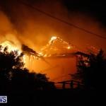 Cedar Avenue Structural Fire Bermuda, October 17, 2013-35