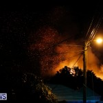 Cedar Avenue Structural Fire Bermuda, October 17, 2013-45