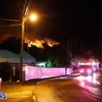 Cedar Avenue Structural Fire Bermuda, October 17, 2013-48