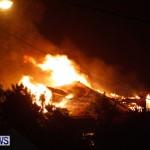 Cedar Avenue Structural Fire Bermuda, October 17, 2013-6