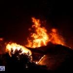Cedar Avenue Structural Fire Bermuda, October 17, 2013-8