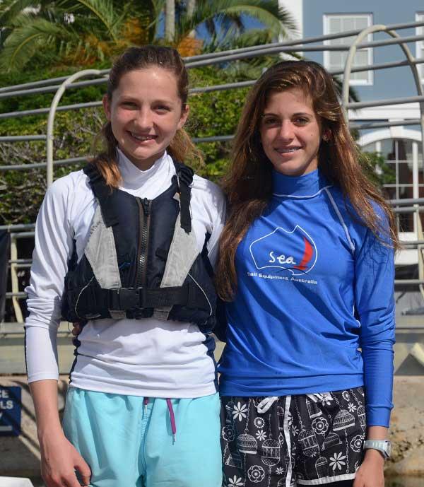 "Daniela-""Dani""-Luz-13-of-Brazil--R--and-Aleksandra-Melzacka-15-of-Poland_DSC_9169N"