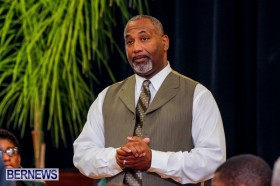Dr Edmond Heatley Commissioner of Education  Bermuda, October 20, 2013-6
