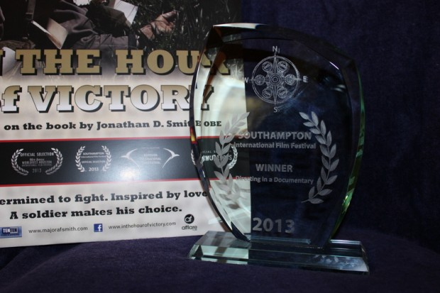 In The Hour of Victory Film Festival Award