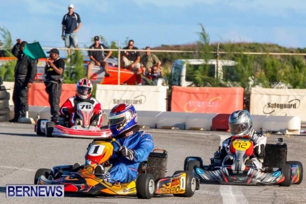 Karting GoKart Racing BKC Bermuda, October 20, 2013-16