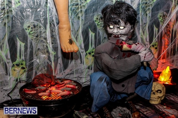 Bermuda Halloween, October 31 2013-6