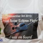 Bermuda Solar Eclipse Flight, November 3 2013-10