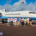 Bermuda Solar Eclipse Flight, November 3 2013-5
