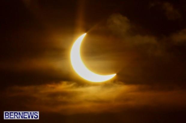 Bermuda Solar Eclipse, November 3 2013-2
