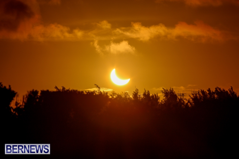 Bermuda Solar Eclipse, November 3 2013-22