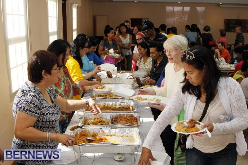 Filipino fundraiser