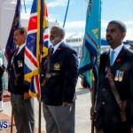 Remembrance Day Observed in St George's  Bermuda,November 7 2013-1