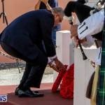 Remembrance Day Observed in St George's  Bermuda,November 7 2013-11