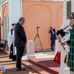 Remembrance Day Observed in St George's  Bermuda,November 7 2013-12