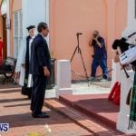 Remembrance Day Observed in St George's  Bermuda,November 7 2013-14