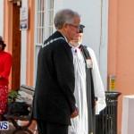 Remembrance Day Observed in St George's  Bermuda,November 7 2013-17