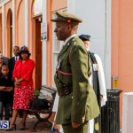 Remembrance Day Observed in St George's  Bermuda,November 7 2013-19
