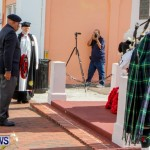 Remembrance Day Observed in St George's  Bermuda,November 7 2013-20