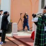 Remembrance Day Observed in St George's  Bermuda,November 7 2013-24