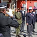 Remembrance Day Observed in St George's  Bermuda,November 7 2013-28