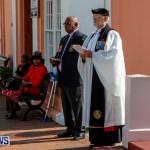 Remembrance Day Observed in St George's  Bermuda,November 7 2013-3