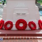 Remembrance Day Observed in St George's  Bermuda,November 7 2013-34