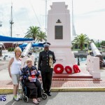 Remembrance Day Observed in St George's  Bermuda,November 7 2013-38