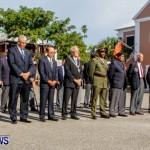 Remembrance Day Observed in St George's  Bermuda,November 7 2013-6