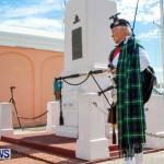 Remembrance Day Observed in St George's  Bermuda,November 7 2013-7