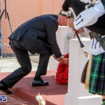 Remembrance Day Observed in St George's  Bermuda,November 7 2013-8