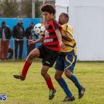 Boxing Day Football Bermuda, December 26 2013-26